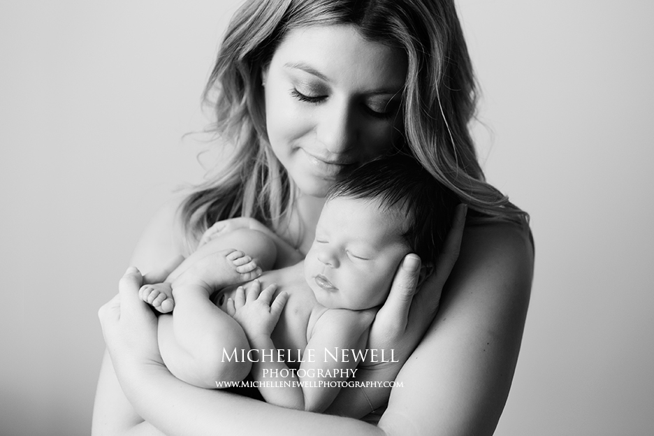 Mommy & Baby || Michelle Newell Photography