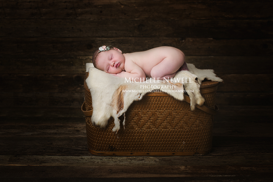 Pacific Northwest Newborn Photographer