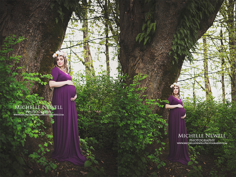 Pacific Northwest Maternity Photographer