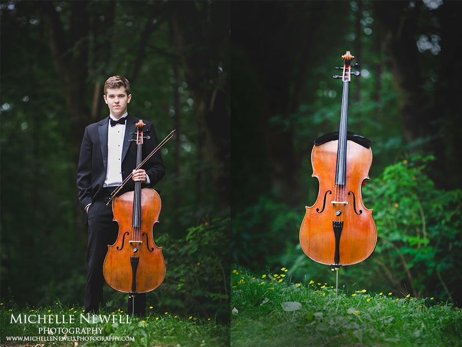 Violoncellist