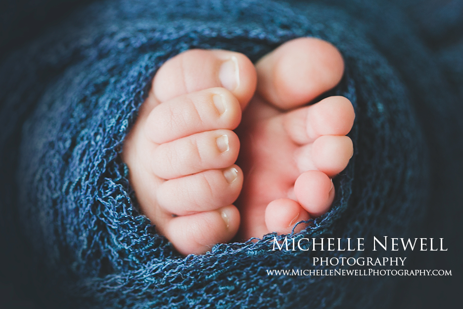 Itty Bitty Toes || Pacific Northwest Portrait Photographer
