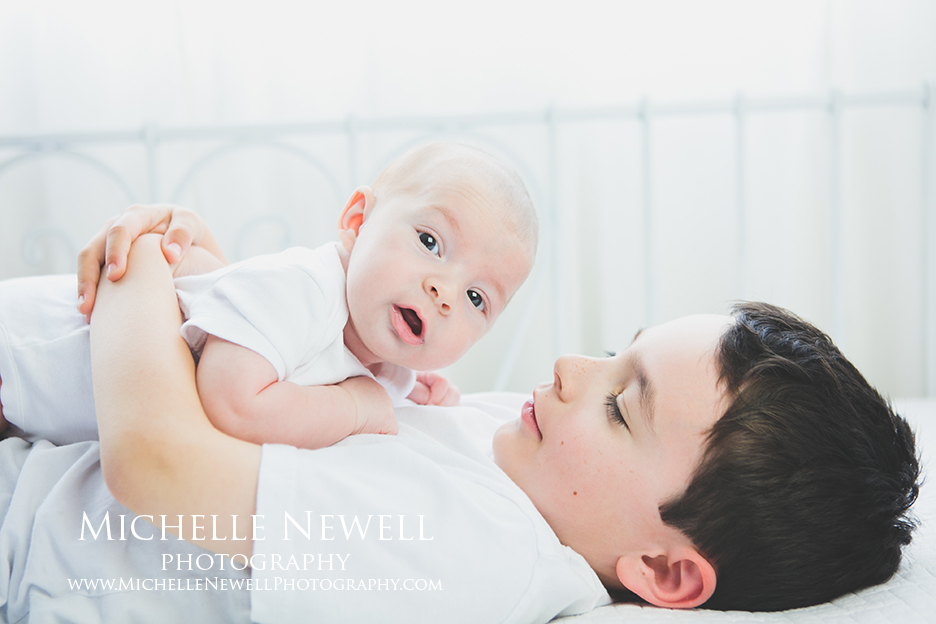 Seattle WA Newborn & Family Photographer