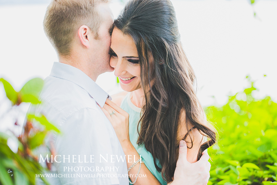Seattle Engagement Photographer by Michelle Newell