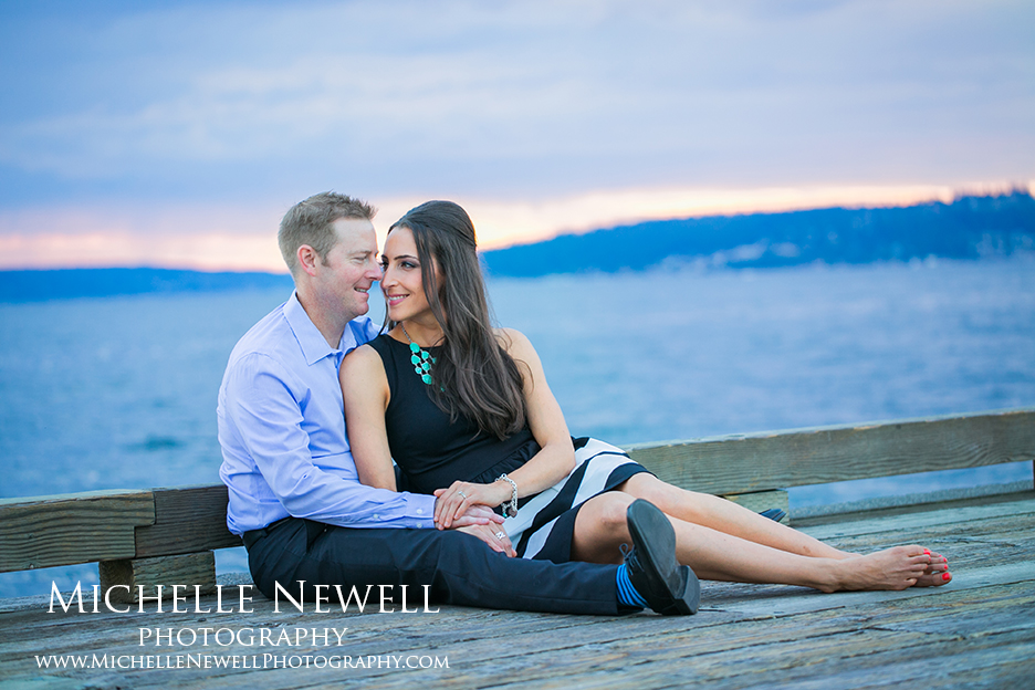 Pacific Northwest Engagement Photography by Michelle Newell