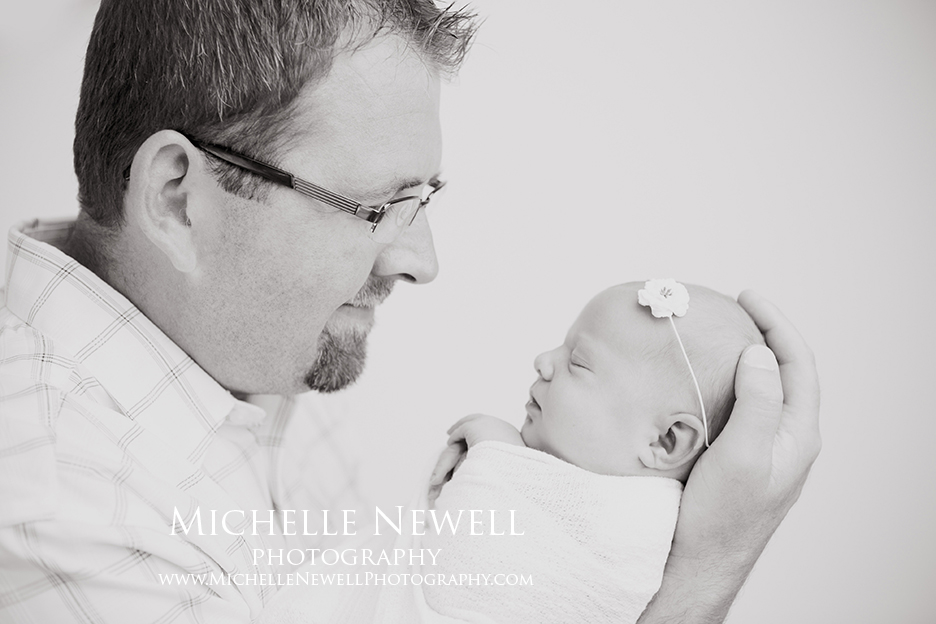 Seattle Newborn Photography by Michelle Newell