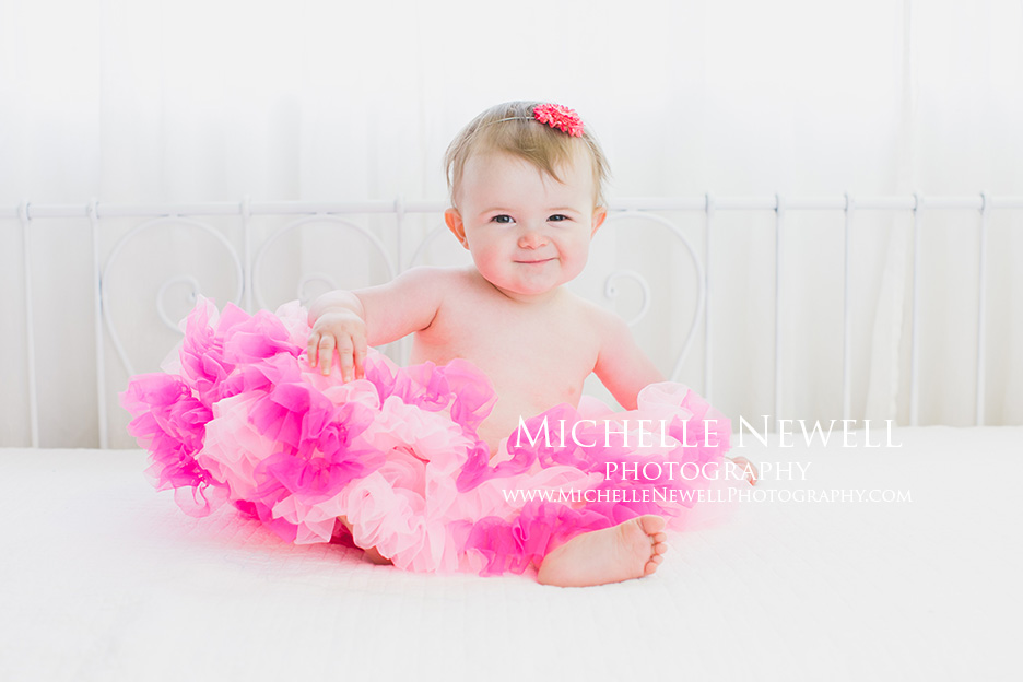 Snohomish Baby Photography by Michelle Newell
