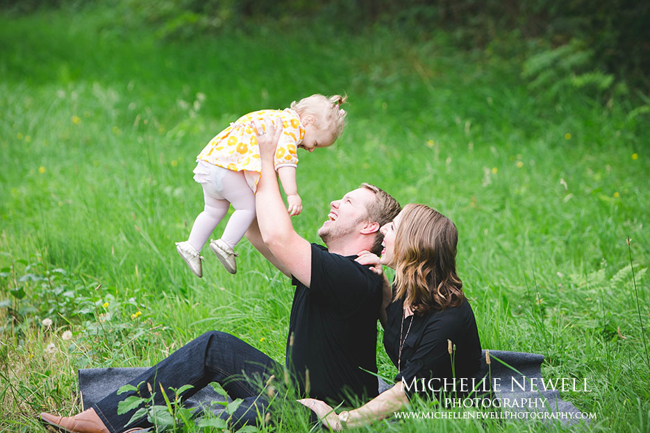 Snohomish Family Portraits by Michelle Newell