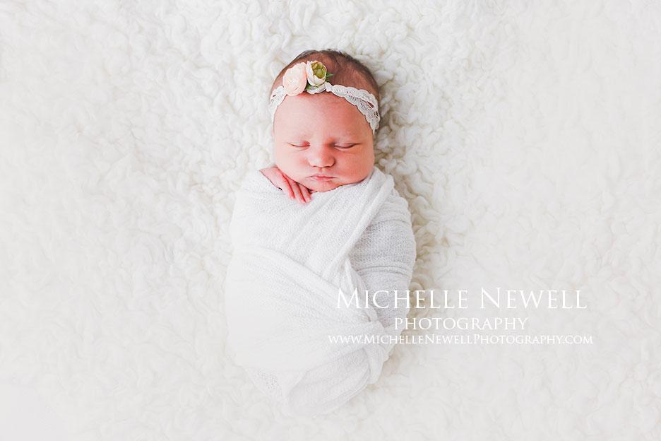 Redmond WA Newborn Photographer