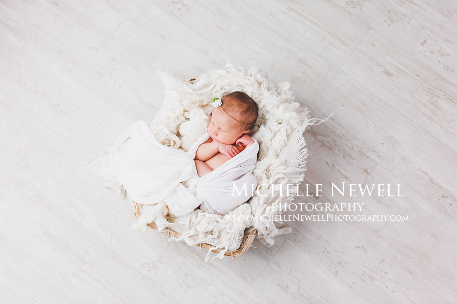 Seattle WA Newborn Photographer