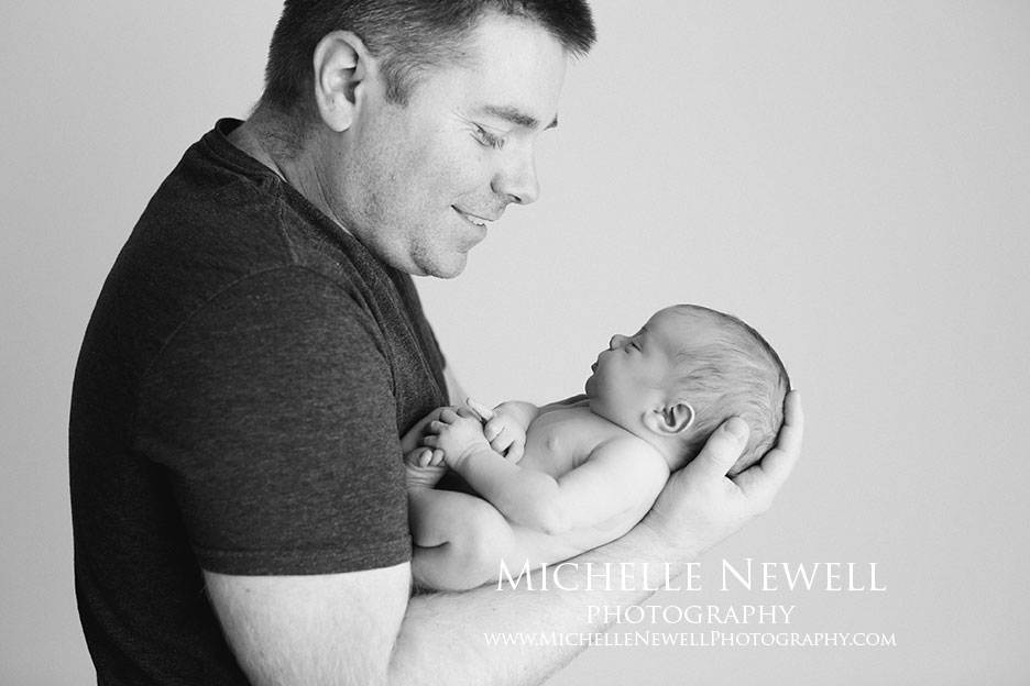 Seattle Portrait Newborn Photography by Michelle Newell