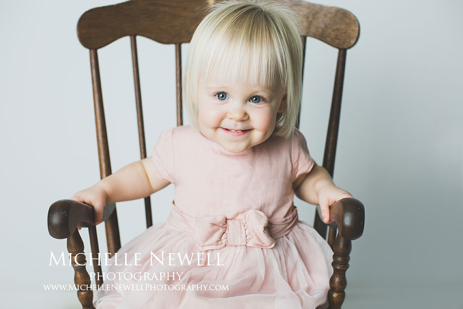 Pacific Northwest Child Portrait Photographer by Michelle Newell