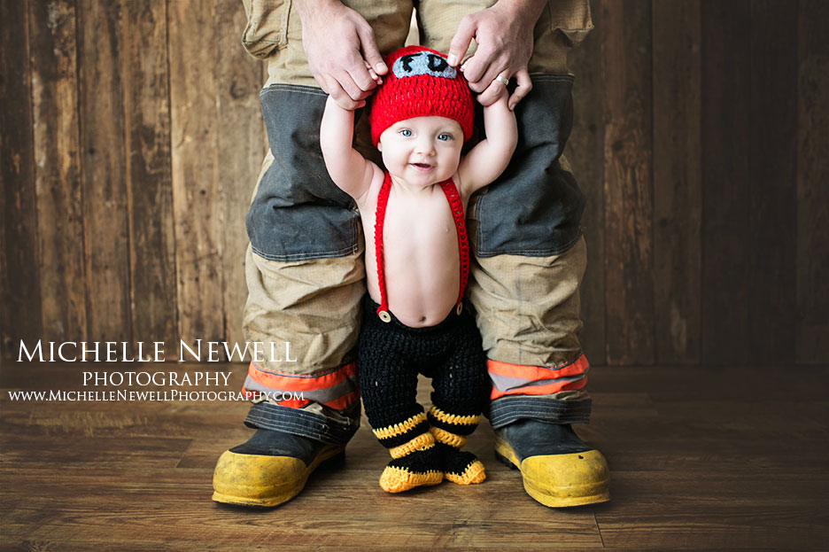 Baby Firefighter