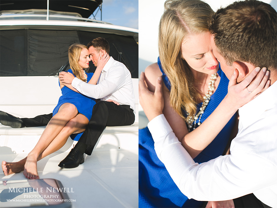 Engagement Portraits by Michelle Newell Photography