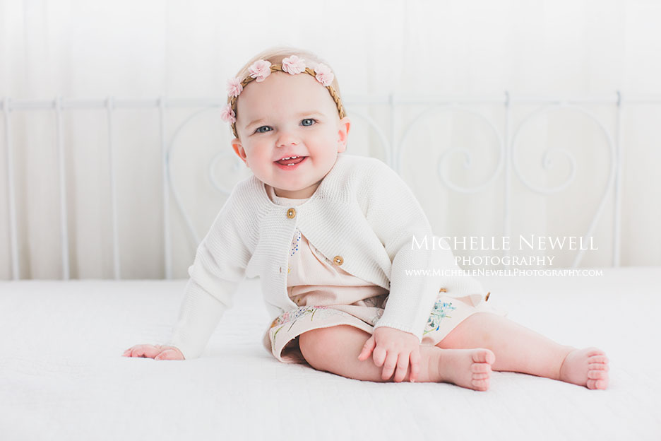 Pacific Northwest Baby Photography by Michelle Newell