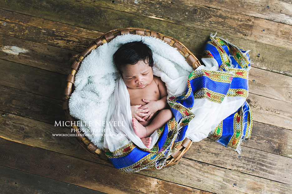 Michelle Newell Newborn Photography