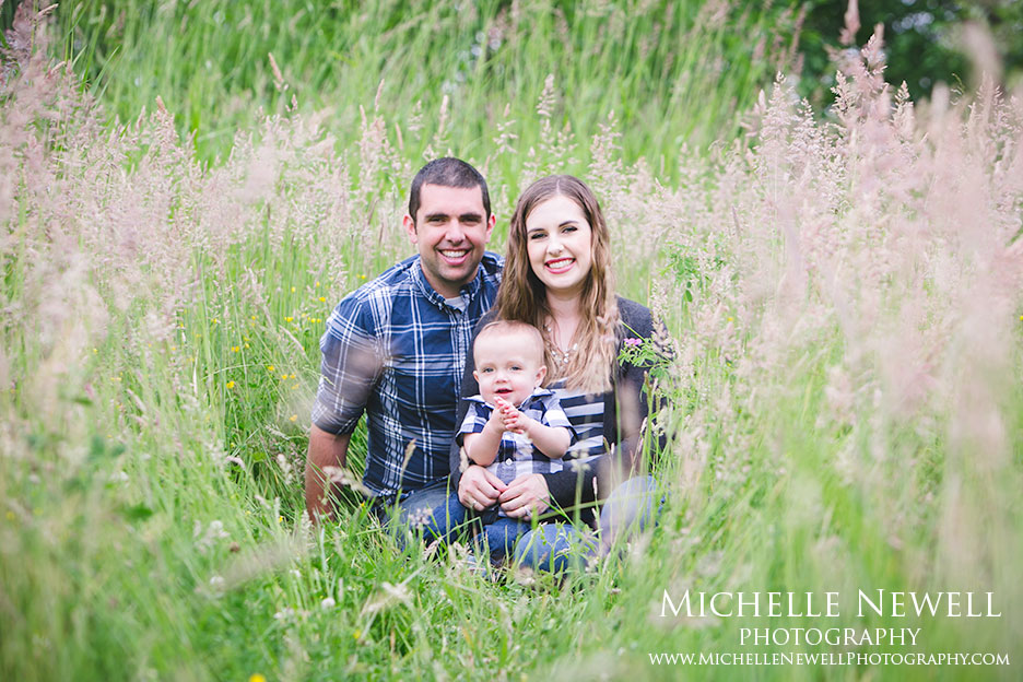 Family Portraits by Michelle Newell Phototography