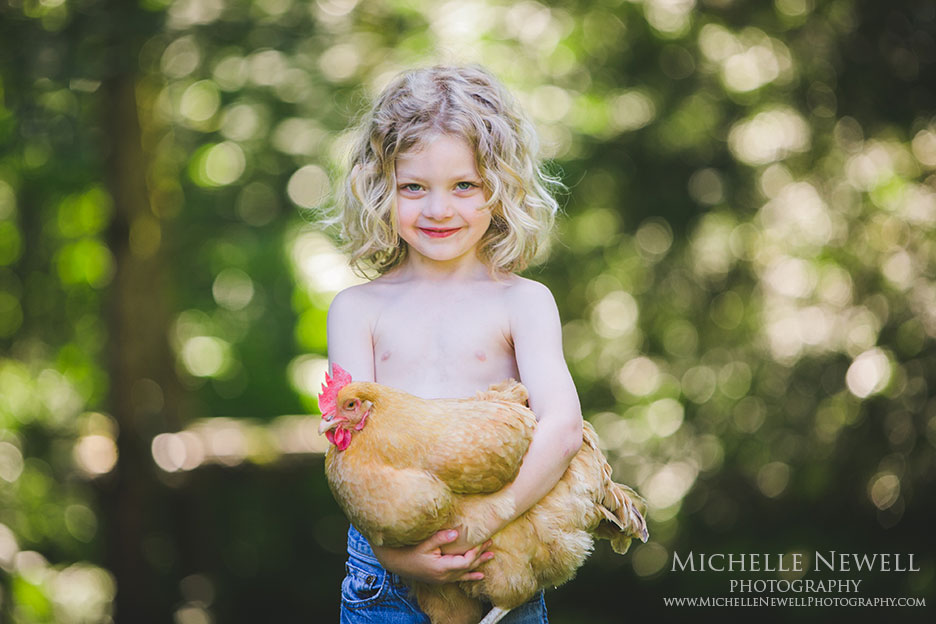 Snohomish WA Portraits by Michelle Newell Photography