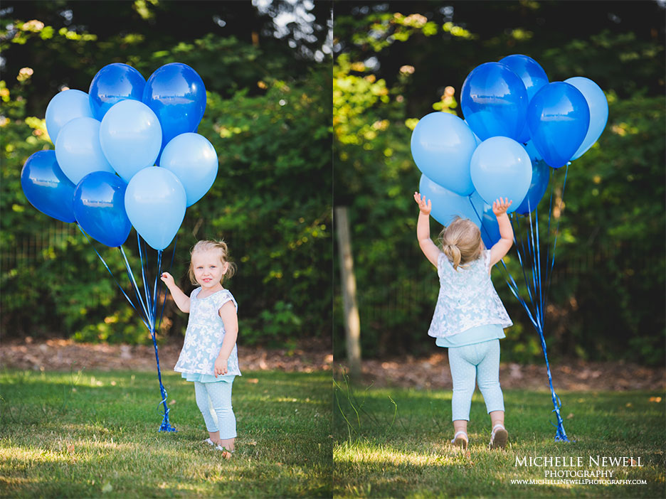 Gender Reveal by Michelle Newell Photography