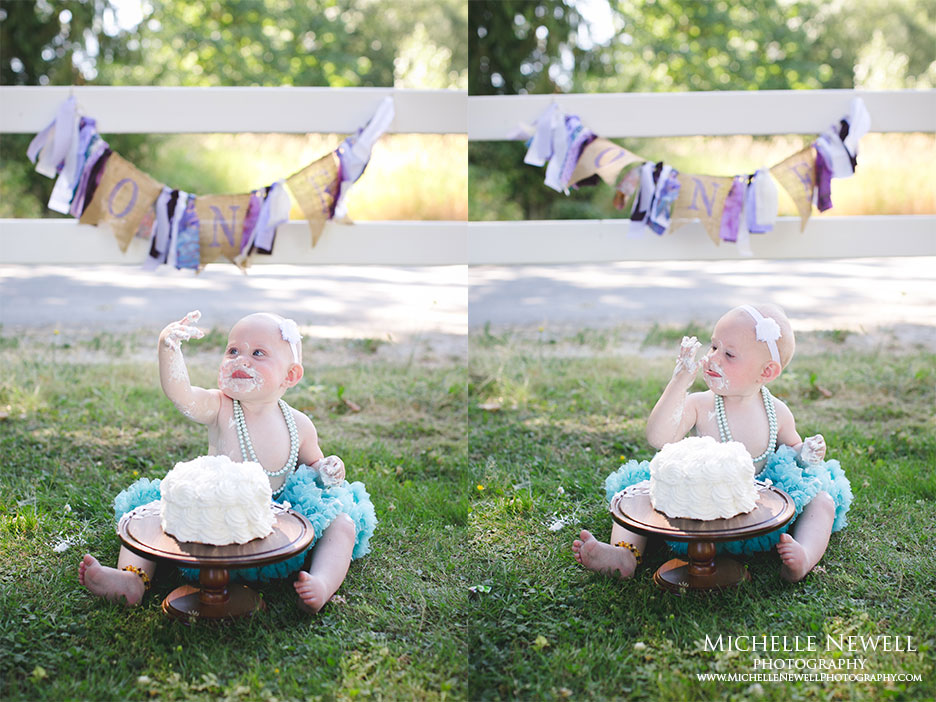 Baby Portrait Photography by Michelle Newell