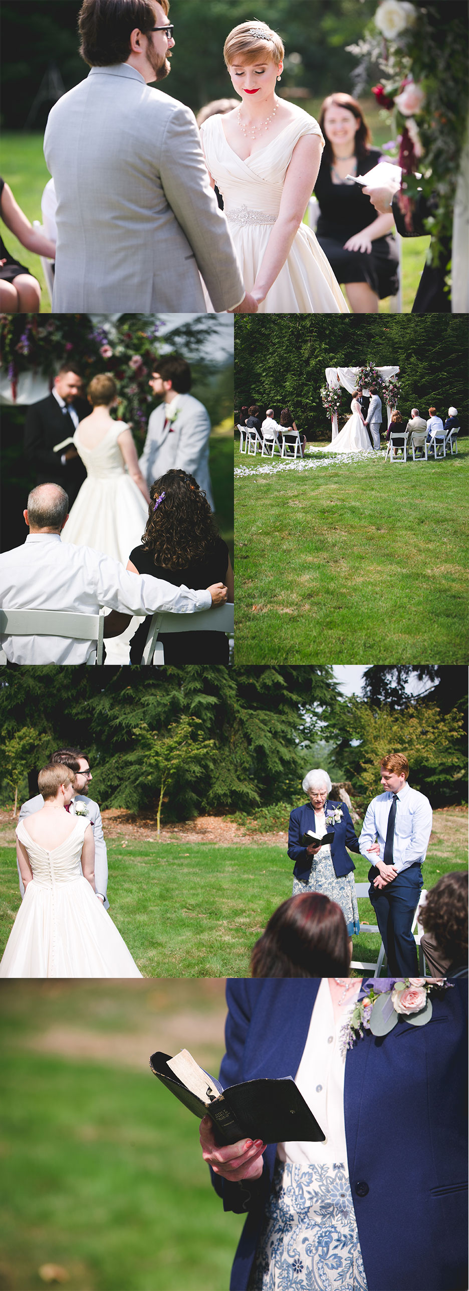 PNW Weddings by Michelle Newell Photography