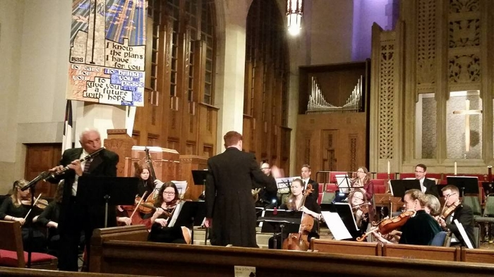With John Rautenberg, Associate Principal Flute (retired), Cleveland Orchestra