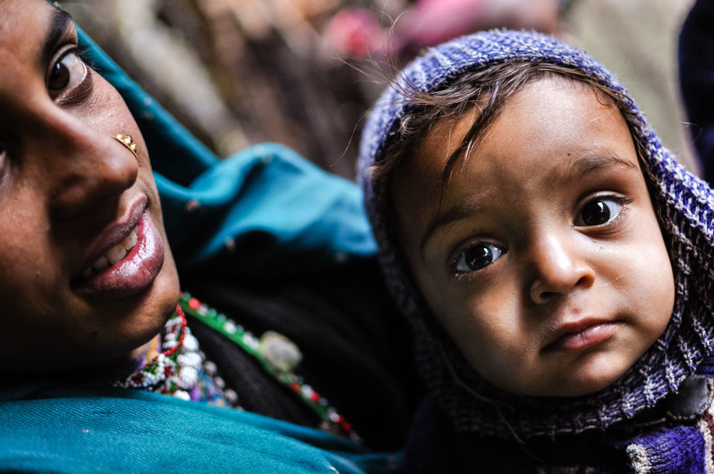 No one can can predict whether little Hasina will live out her life as a nomad, or if she will be settled.