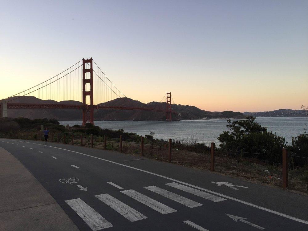 San Francisco blew me away
