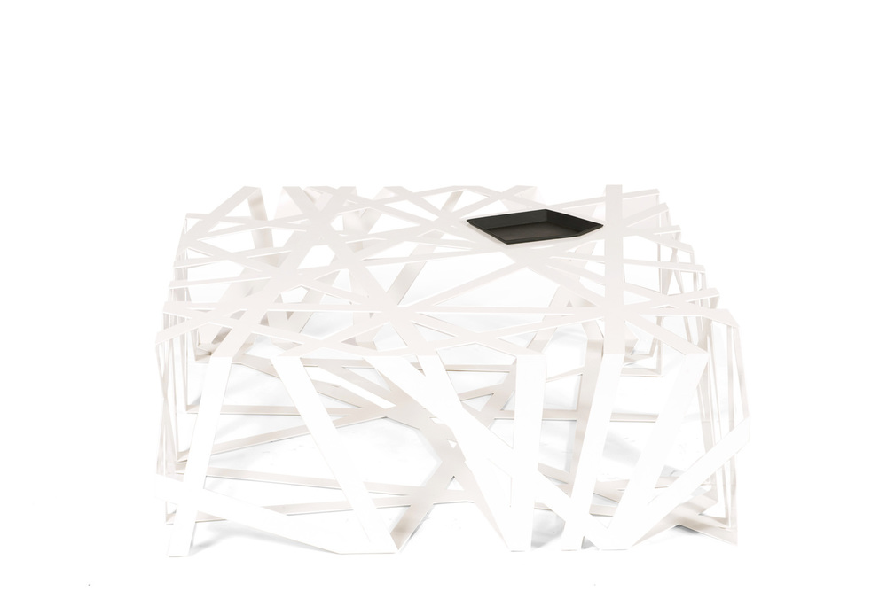 Ribbon coffee table