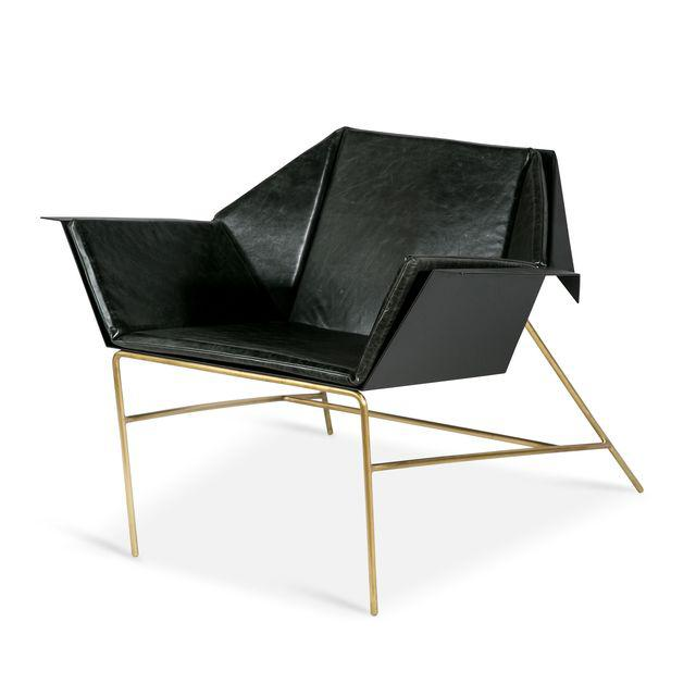 SHANK LOUNGE CHAIR