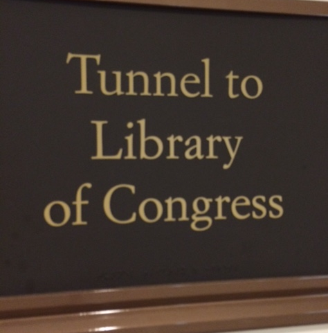 Tunnel to the Library of Congress