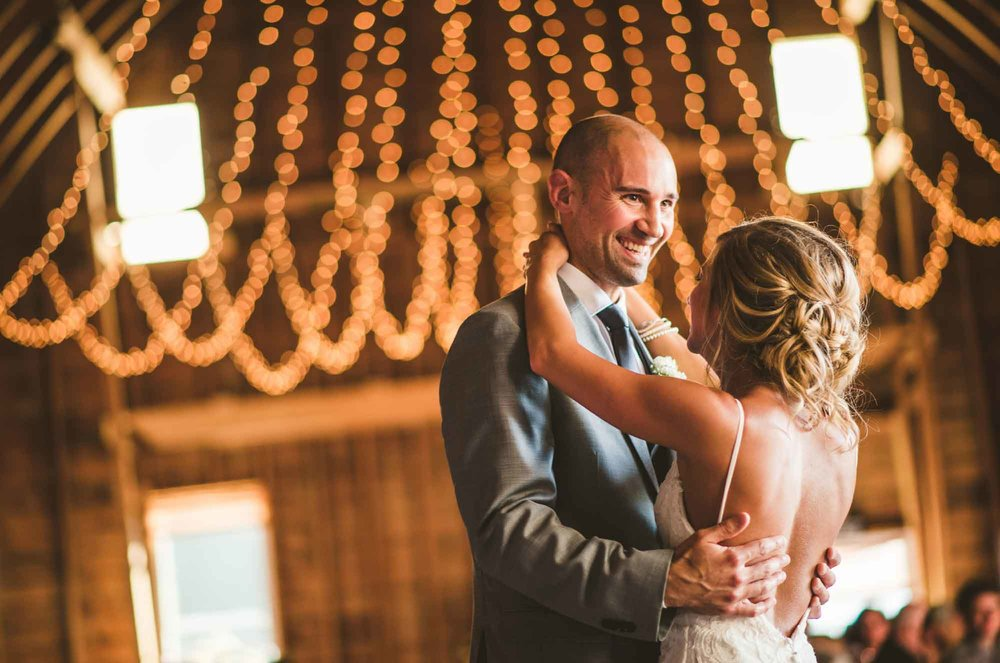 Bramblewood Barn Wedding: Amy + Brian