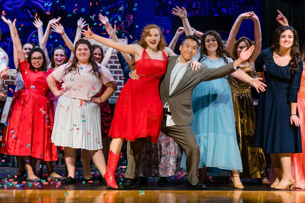 Footloose - View and order prints from Wheelersburg High School's production of Footloose.