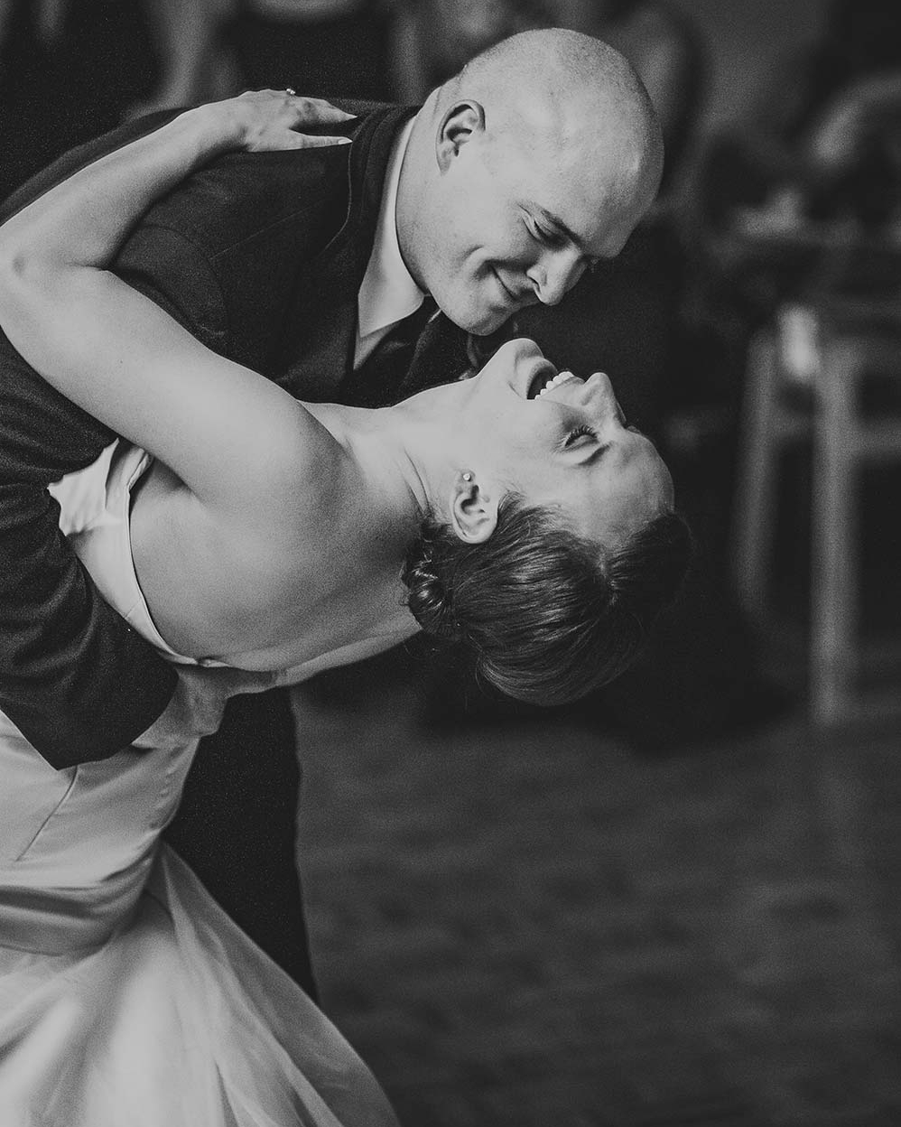 Capturing the moment. - The embrace of a loved one. The laughter of a friend. The first time you look into each other's eyes as a married couple. The last crazy dance of the night.These are your moments. And I want to help you remember them forever.