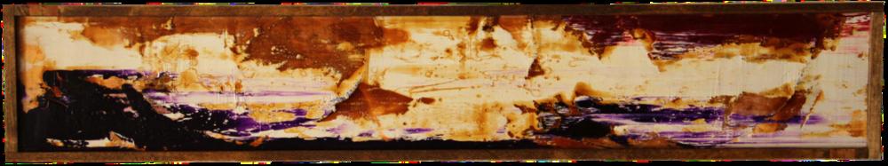 """UTAH • (8.5"""" x 40"""")"""
