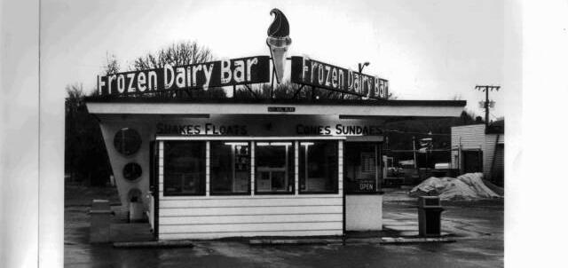 the original Frozen Dairy Bar