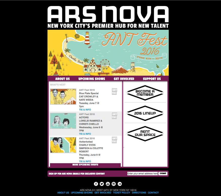 ArsNovaNYC.com