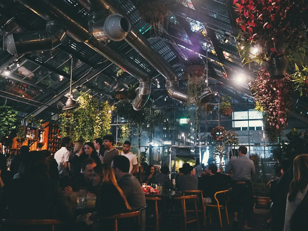 Commissary At The Line Hotel Reservation For Two
