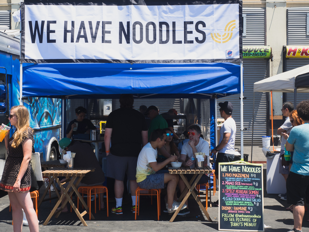 we have noodles.