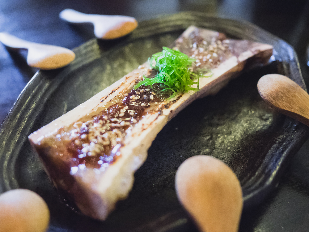 kinjiro bone marrow dengaku .