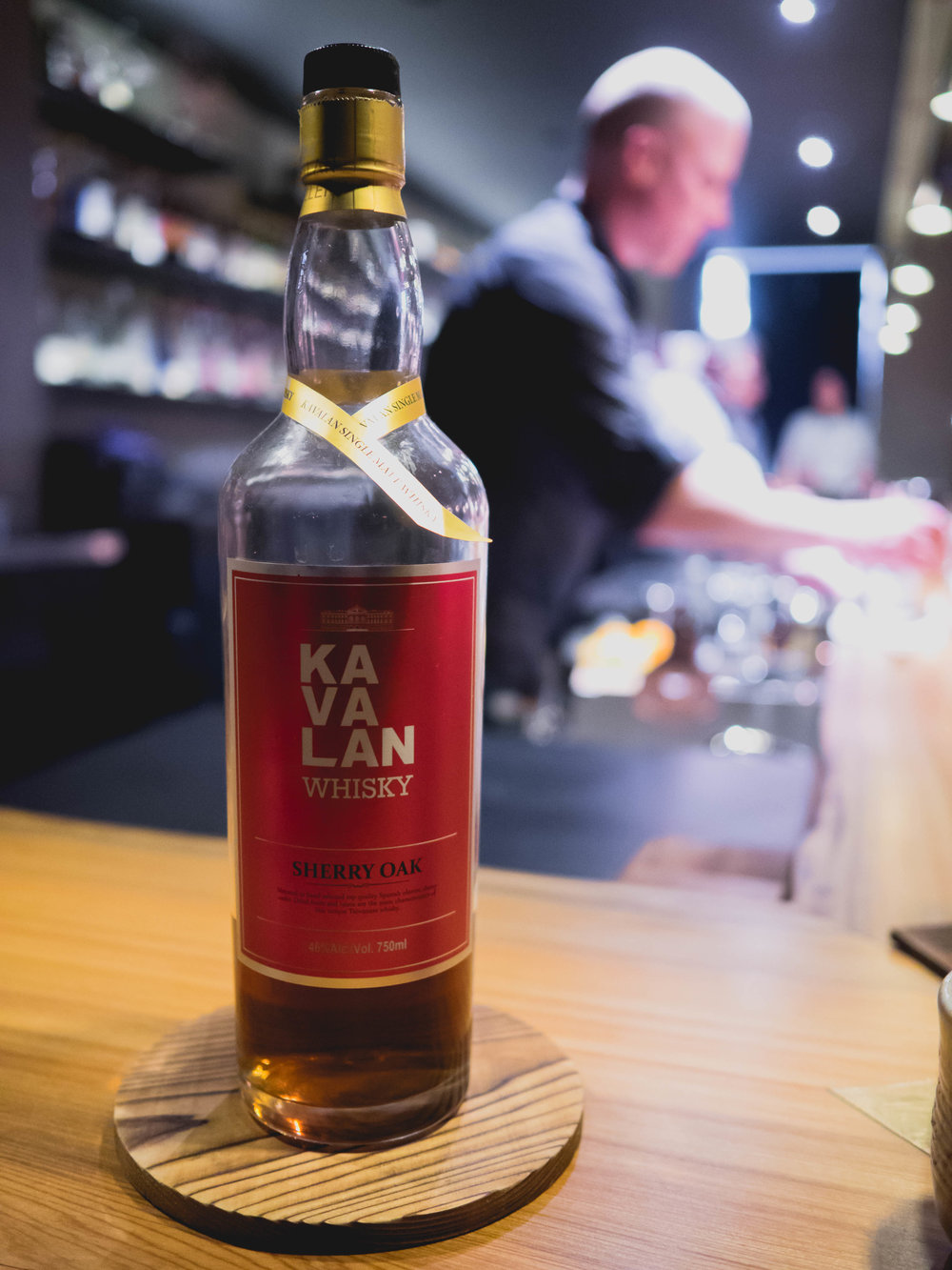 kavalan sherry oak single malt.