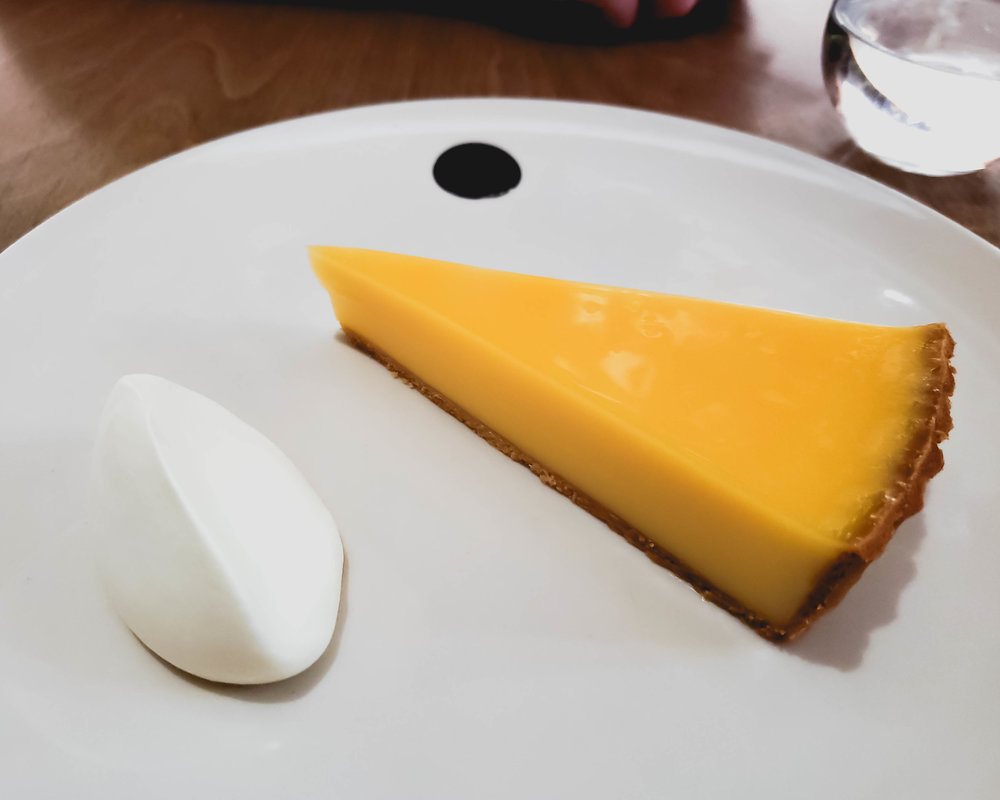 lemon tart .
