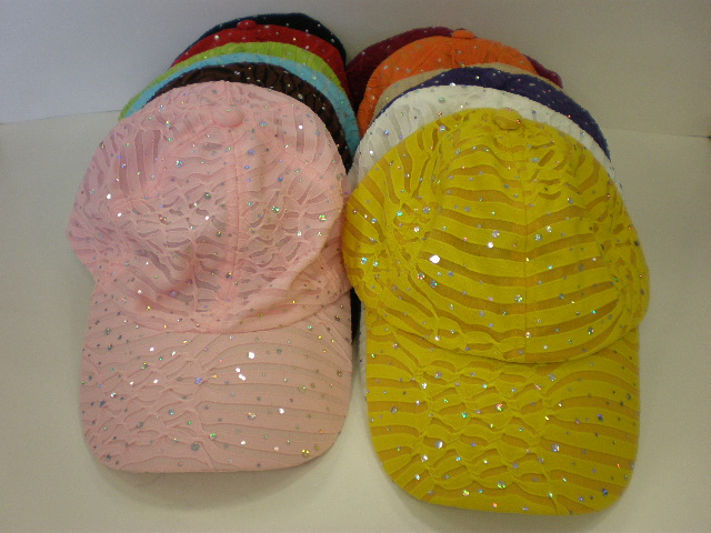 CAP SEQUINED #CS 062