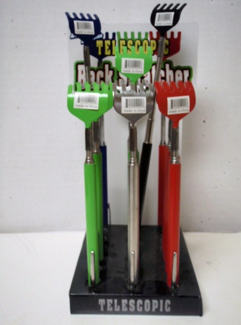 Expandable Back Scratcher - 216 per case