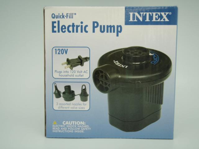 Pump: 120 Volt AC