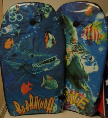 "Boogie Board : Available in 26"", 33"", 37"", 41"""