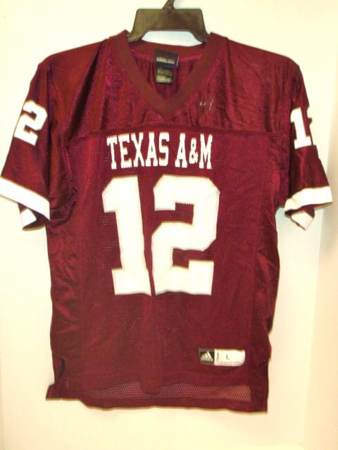 Texas A&M Jersey