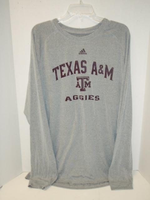 Texas A&M Longsleeve shirt Gray