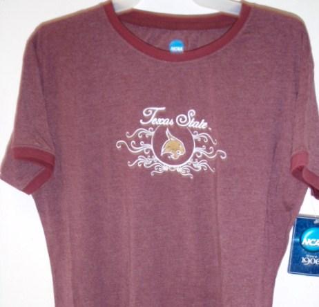 TX State Shirt