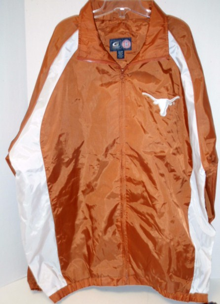 Longhorn: Windbreaker  (MENS & LADIES) LIMITED QUANTITIES AVAILABLE