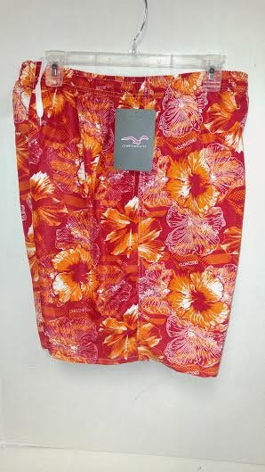 MEns Comfort Fit Swim Shorts - asst. Patterns 144/case Size m-xxl